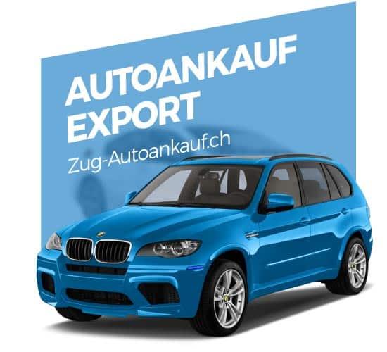 Autoankauf Export Zug